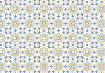Motif Pastel Pattern - Free vector #390255
