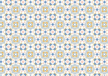 Motif Pastel Pattern - Kostenloses vector #390255