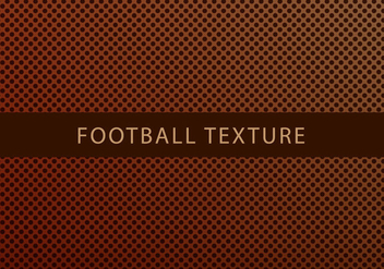 Rugby Ball Texture Vector - vector gratuit #391085