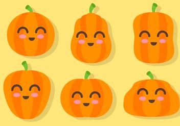 Free Pumpkins Vector - vector #391445 gratis