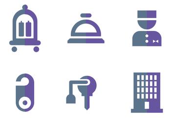 Concierge Vector Logos - Kostenloses vector #391535