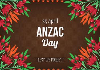 Free Vector Anzac Day - Free vector #393505