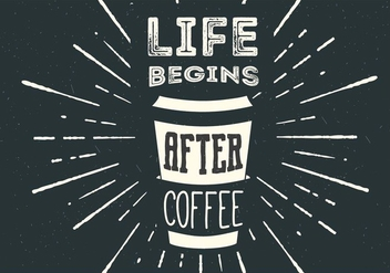 Free Coffee Vector - Free vector #395065