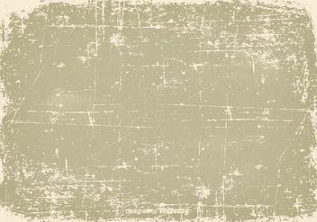 Vector Grunge Background - Kostenloses vector #395665