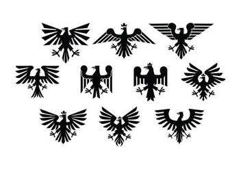 Free Polish Eagle Vector - Free vector #399435