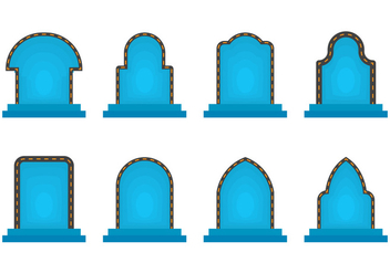 Portal Icon - бесплатный vector #399545