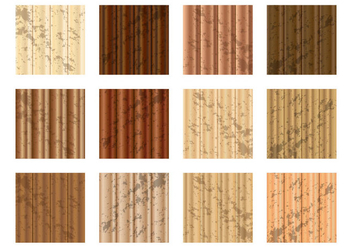 Free Wood Texture Vector - Free vector #403835