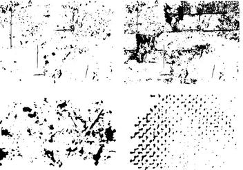 Set Of Texture Vector - Kostenloses vector #404085
