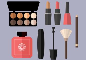 Free Cosmetics Vector - Kostenloses vector #404275