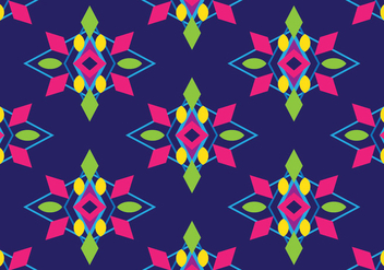 Traditional Songket - Free vector #405245
