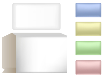 Template Packaging Soap Box - Free vector #406425