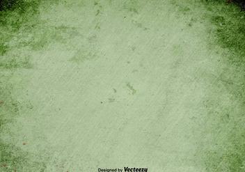 Grunge Green Texture - vector gratuit #406595