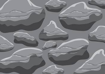 Gray Rock Texturas Vector - Free vector #406875