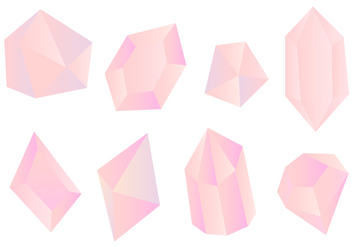 Free Gems Vector - Free vector #407285