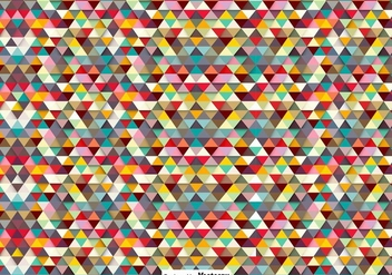 Vector Polygonal Colorful Background - Kostenloses vector #408525