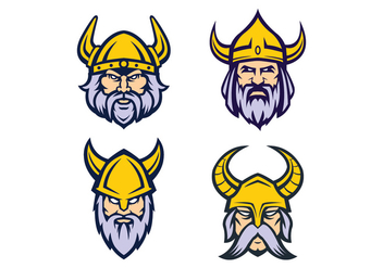 Free Viking Vector - бесплатный vector #408895