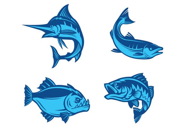 Free Fish Vector - Free vector #410495