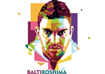Balti Roshima - DJ Lifestyle - WPAP - Free vector #412185