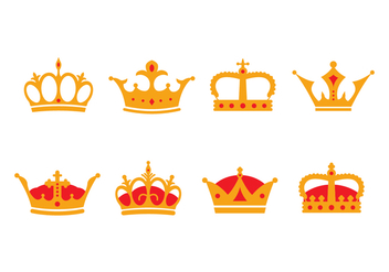 Free British Crown Vector - vector #412285 gratis
