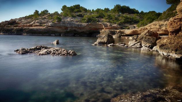 Costa rocosa - Free image #413135