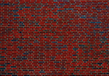 Old Brick Wall Texture - Free vector #413325