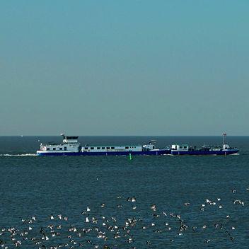 Princes Maxima, Afsluitdijk, Netherlands - Free image #414155