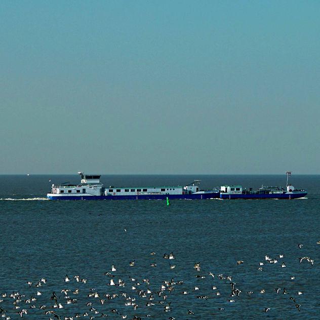Princes Maxima, Afsluitdijk, Netherlands - image gratuit #414155