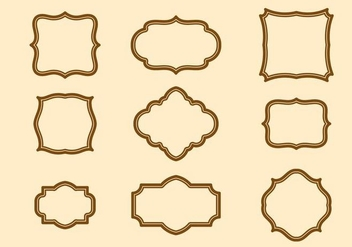Free Cadre Vector Collections - Free vector #415475