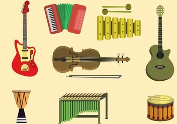 Free Music Vector Icon - Free vector #415805