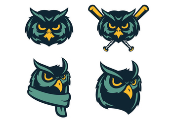 Free Owl Vector - Free vector #416145