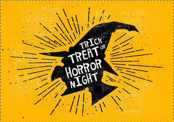 Free Halloween Vector Illustration - Kostenloses vector #416705