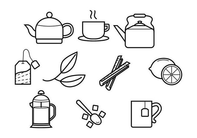 Free Teapot Vector - Free vector #418785