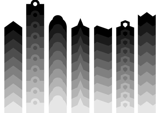 Chart Diagram Grey Gradient Free Vector - бесплатный vector #421035