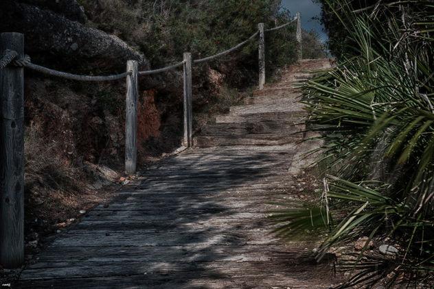Camino de madera - image #422475 gratis