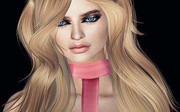 Lila Shadow by SlackGirl @ Designer Circle - image gratuit #422605