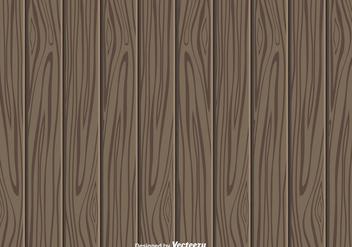 Wooden Vector Texture - Kostenloses vector #422745