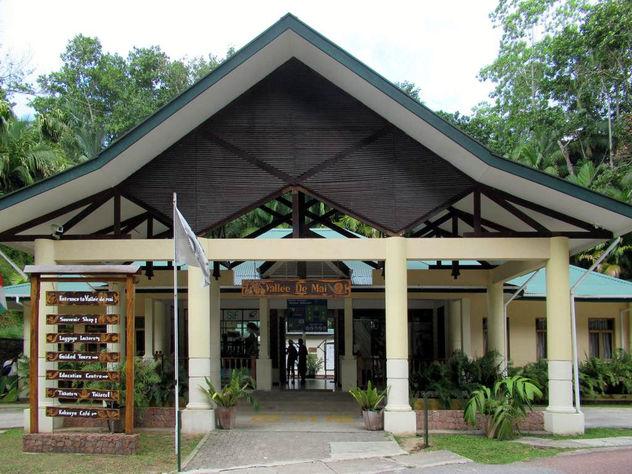 Nature Reserve Entrance - image #423075 gratis