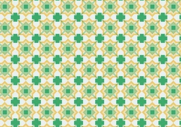 Colorful Square Pattern Background - vector gratuit #425055
