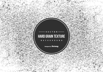 Vector Hard Grain Texture - vector gratuit #426035