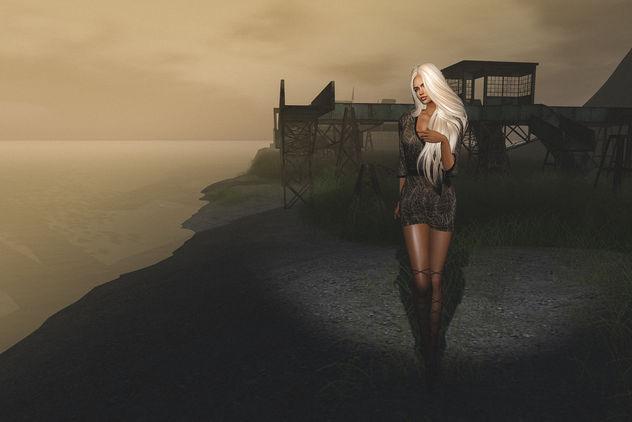 Debbie Glitter Velvet Dress by Prism @ Designer Circle - image #427415 gratis