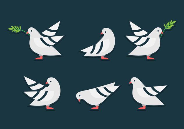 Charity Bird Symbol - бесплатный vector #428265