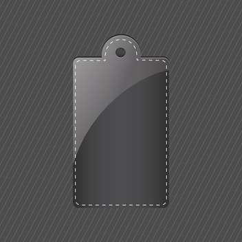 vector black tag vector background - Free vector #130245