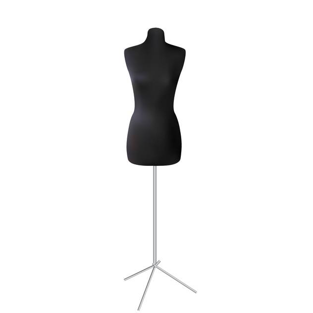 vector dressmaker mannequin illustration - vector #130325 gratis