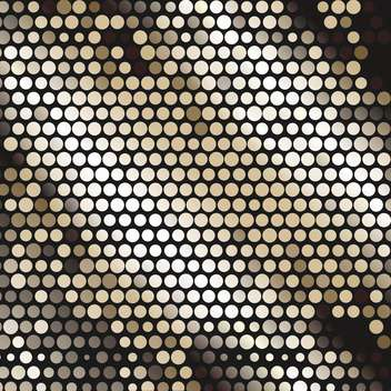 Abstract background with circles vector - Kostenloses vector #131255