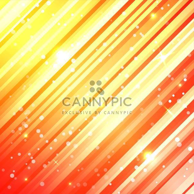 abstract yellow rays texture - Free vector #132535