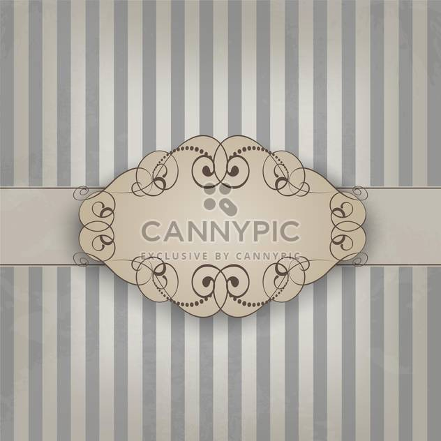 vintage frame texture background - Free vector #132625