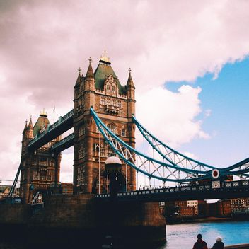 Tower Bridge, London - image gratuit #136435