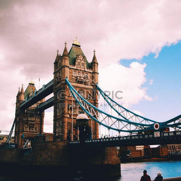 London Tower bridge - Kostenloses image #136435