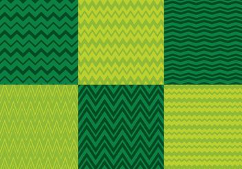 Zig Zag Background Vector Pack - Free vector #138775
