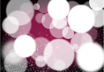 Black Bubble Background - Free vector #138795